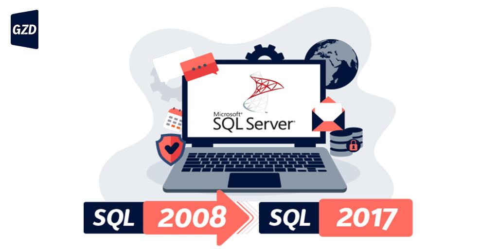 Upgrade from Microsoft SQL 2008 to SQL 2017
